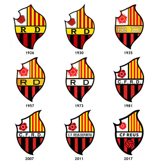 escudos CF Reus Deportiu