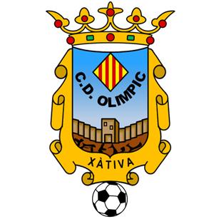 Escudo C.D. Olímpic de Xàtiva