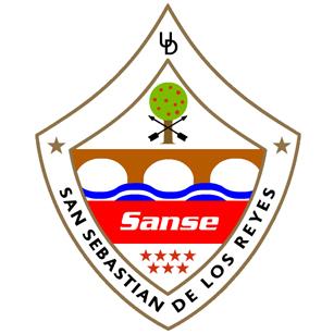 Escudo U.D. San Sebastián de Los Reyes