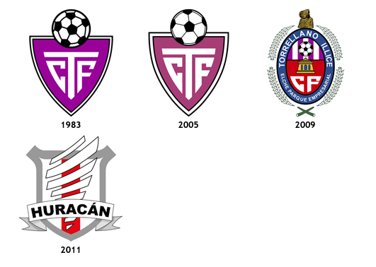 escudos Huracan Valencia CF