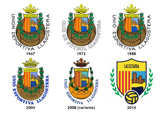 escudos UE Llagostera
