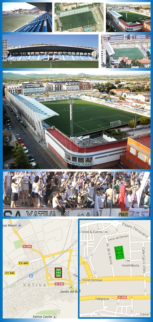 estadio La Murta