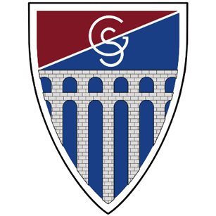 Escudo Gimnástica Segoviana C.F.
