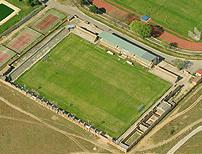 estadio Gimnastica Segoviana CF