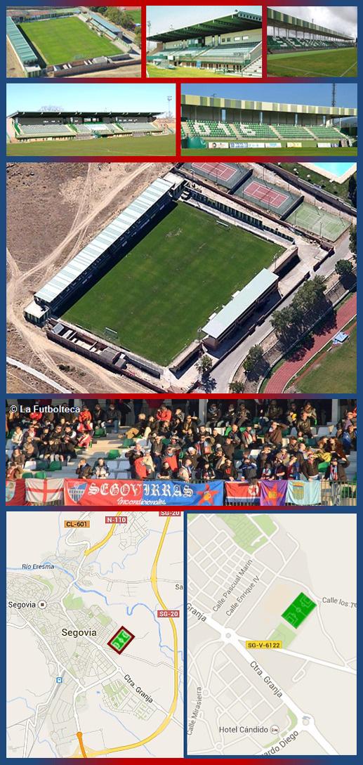 estadio La Albuera