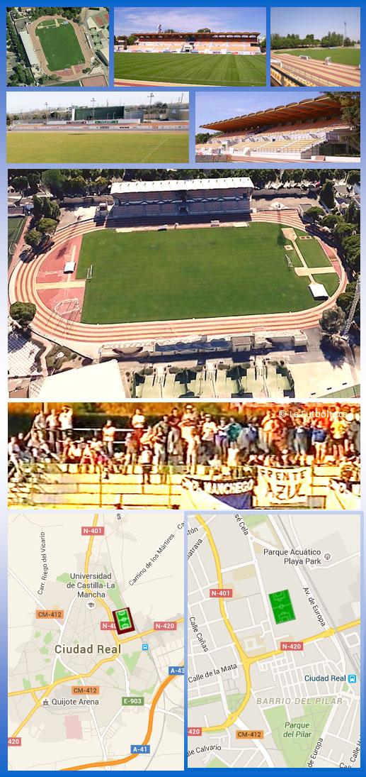 estadio Rey Juan Carlos I