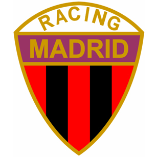 Escudo Racing Club de Madrid
