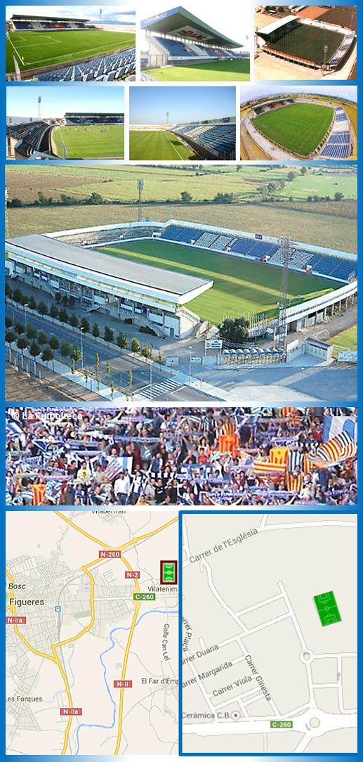 estadio Municipal de Figueres