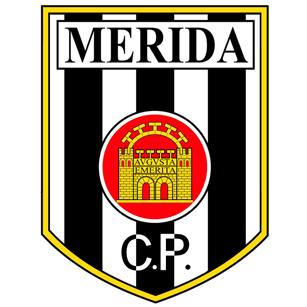 Escudo C.P. Mérida, S.A.D.