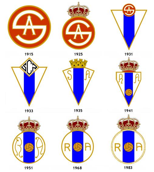 escudos Real Aviles CF
