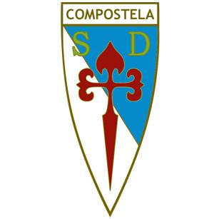 escudo SD Compostela SAD