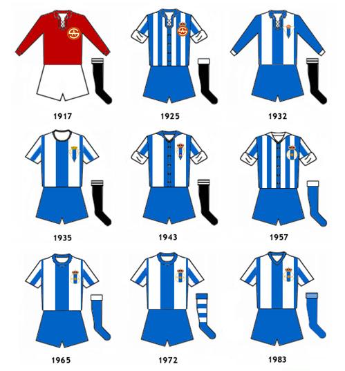 uniformes Real Aviles CF