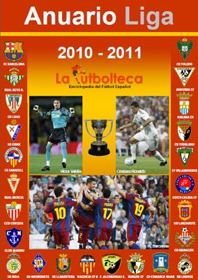 anuario Liga 2010-2011