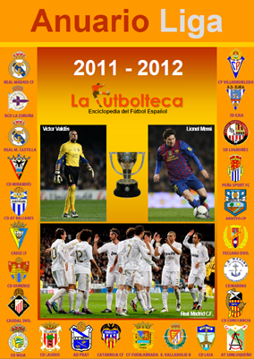 anuario Liga 2011-2012