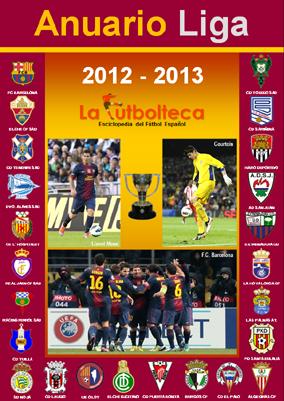 anuario Liga 2012-2013