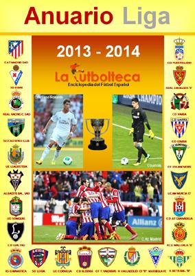 anuario Liga 2013-2014