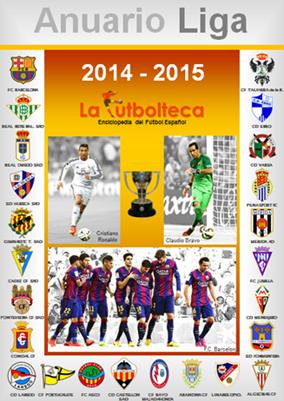 anuario Liga 2014-2015