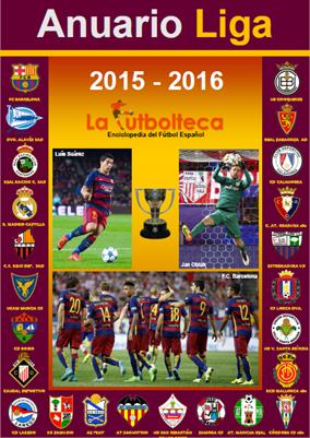 anuario Liga 2015-2016