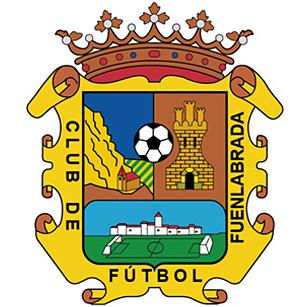 Escudo C.F. Fuenlabrada, S.A.D.
