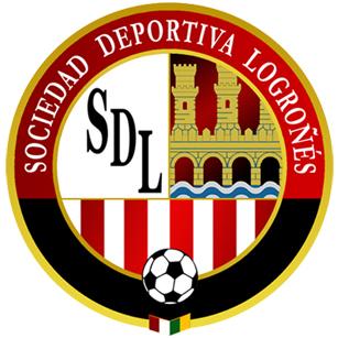 Escudo S.D. Logroñés