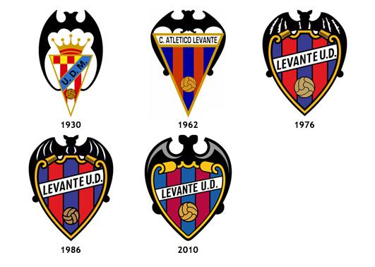 escudos Atletico Levante UD
