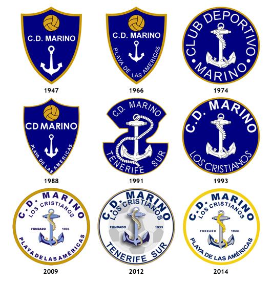 escudos CD Marino