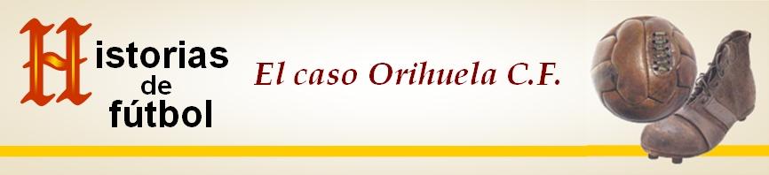 titular HF Caso Orihuela CF