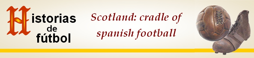titular HF Scotland cradle spanish football