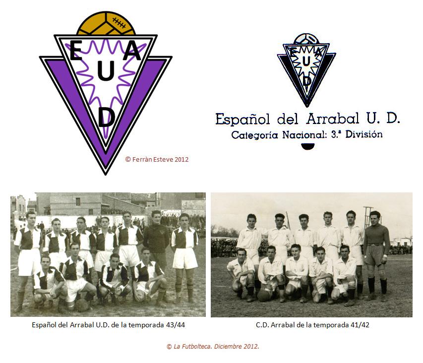 escudo Espanol Arrabal UD