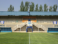 estadio CD Sarinena