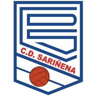 escudo CD Sarinena