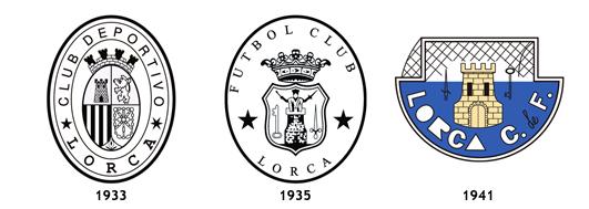 escudos Lorca CF 1933
