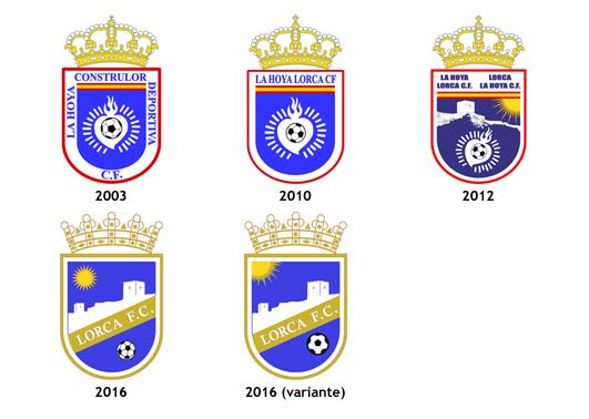 escudos Lorca FC