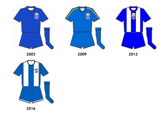 uniformes Lorca FC