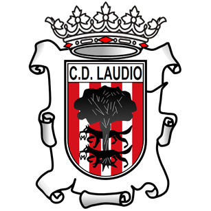 Escudo C.D. Laudio de F. San Rokezar