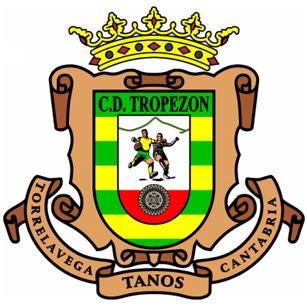 Escudo C.D. Tropezón de Tanos