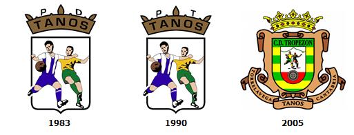 escudos CD Tropezon Tanos