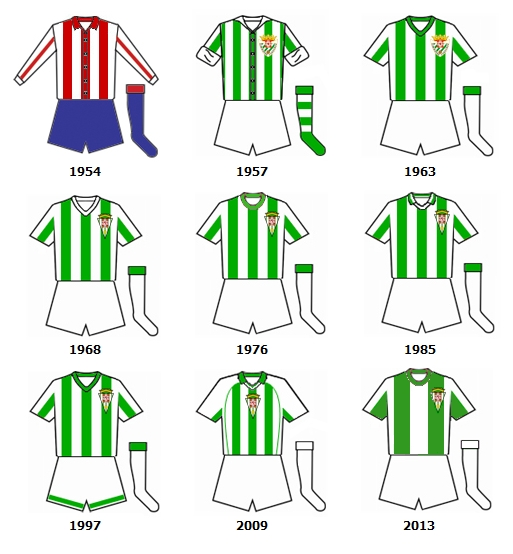 uniformes Cordoba CF B