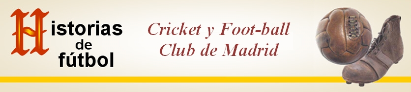 titular HF Cricket Football Club Madrid
