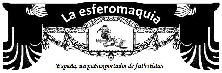 La Esferomaquia Espana pais exportador 1