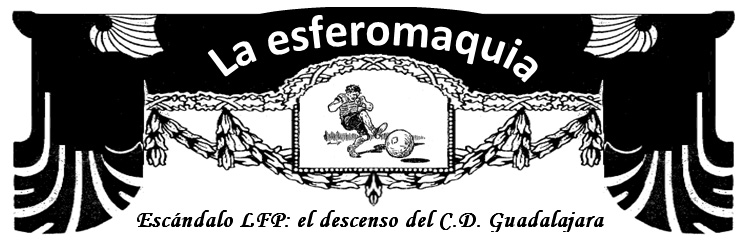La Esferomaquia Guadalajara titular