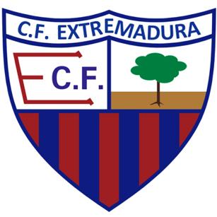 escudo CF Extremadura