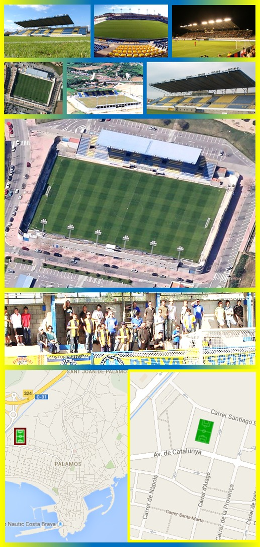 estadio Nou Municipal de Palamos