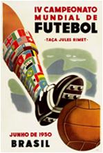 Mundial Brasil 1950 logo