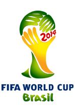 Mundial Brasil 2014 logo