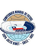 Mundial Chile 1962 logo