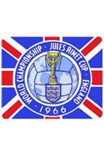 Mundial Inglaterra 1966 logo