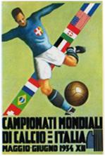 Mundial Italia 1934 logo