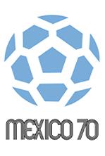 Mundial Mexico 1970 logo