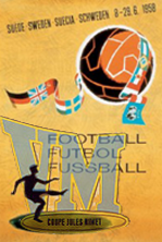 Mundial Suecia 1958 logo